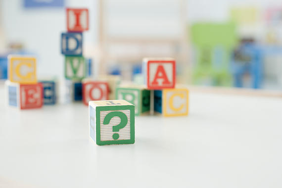 Building blocks - Simple questions