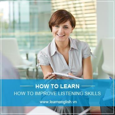 How to improve listening skills