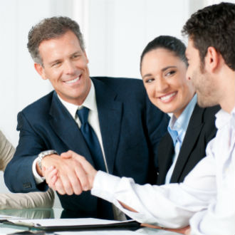 Tips on making a good first impression small