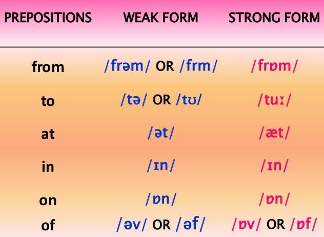 strong form weak form