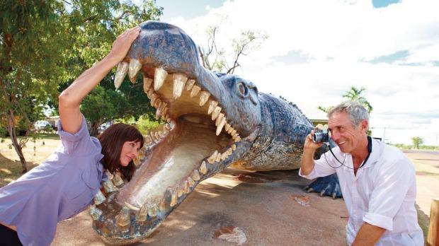Crocodile Tourism