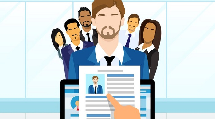 Image result for people going for job interview